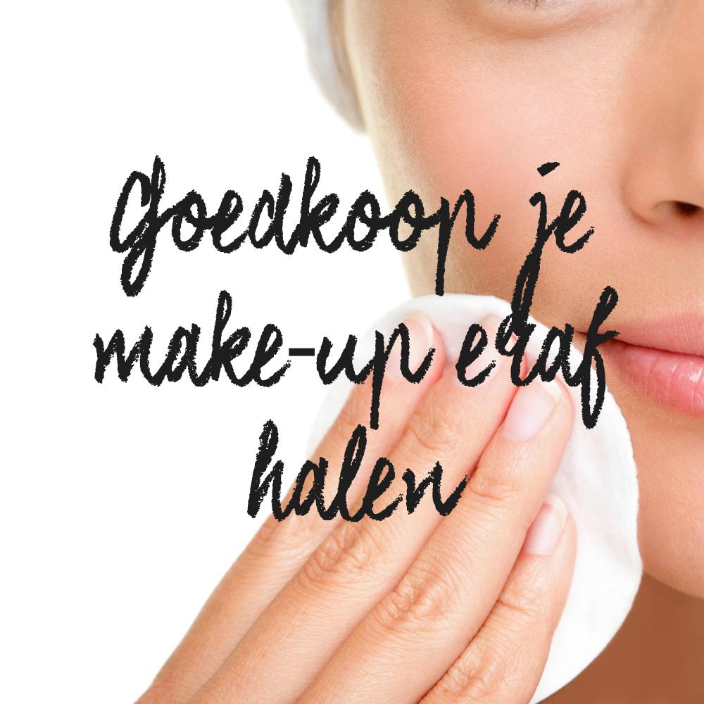 Goedkoop Je Make Up Eraf Halen Diy Make Up